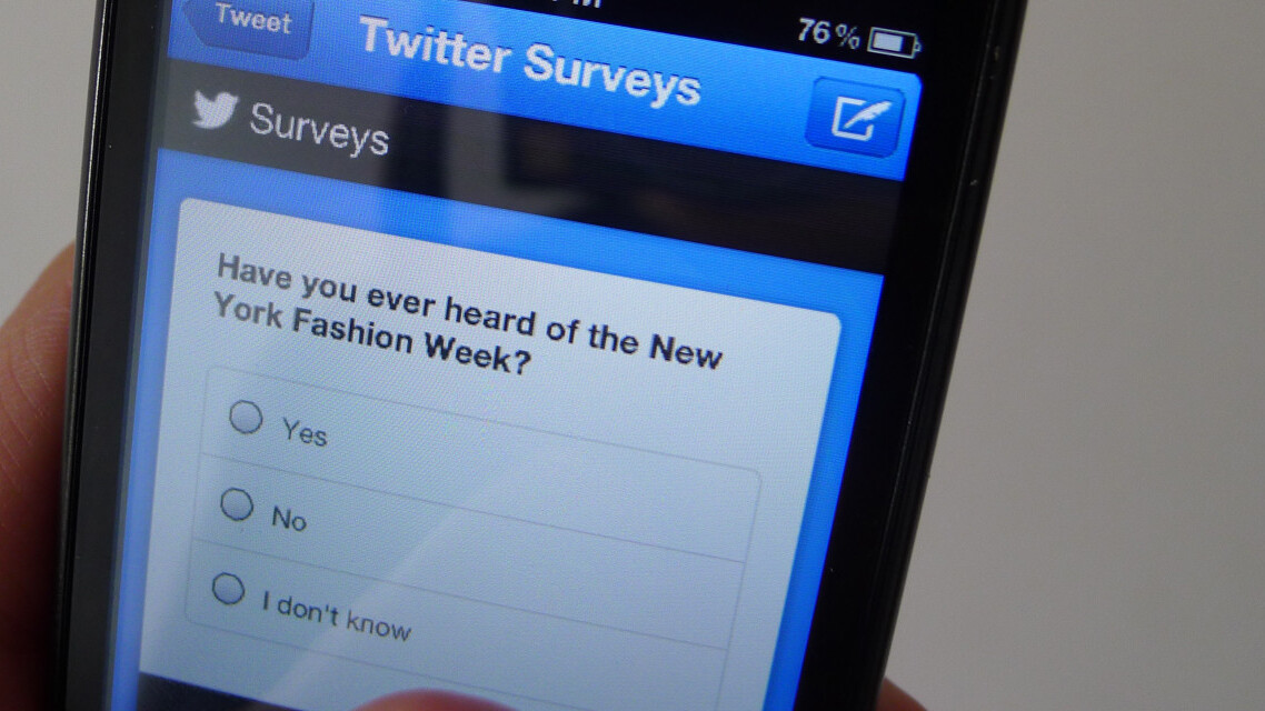 Twitter partners with Nielsen to push surveys as Promoted Tweets