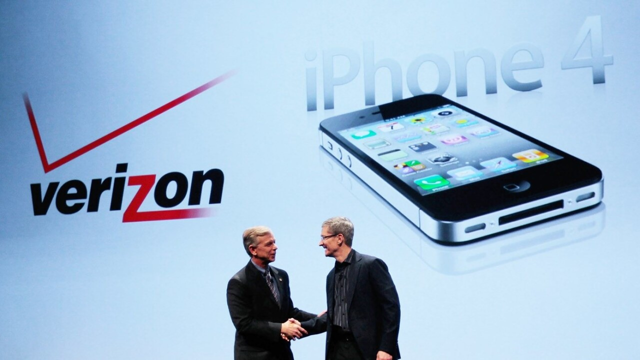 Apple fixes issue allowing Verizon cellular data usage while on WiFi