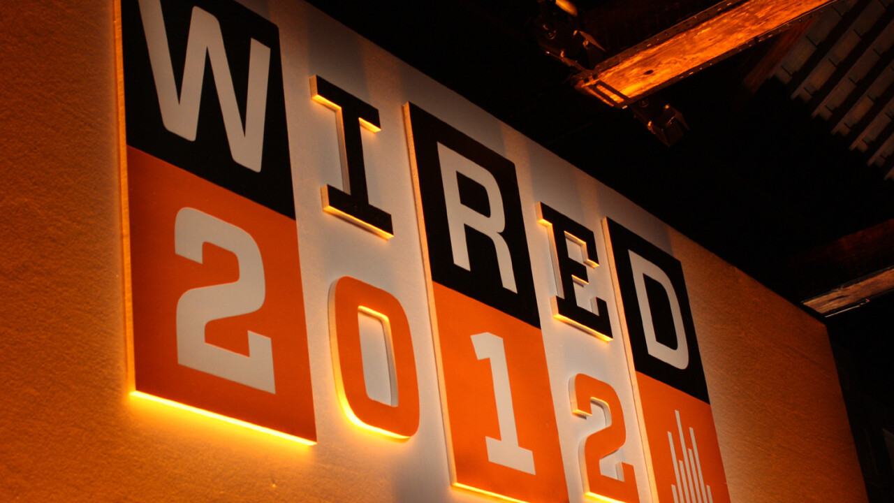 Ekso Bionics' exoskeleton receives a standing ovation at Wired 2012