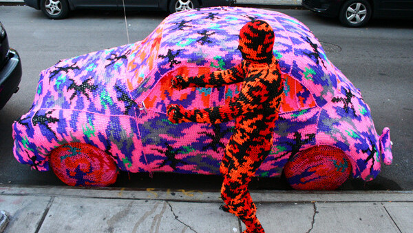 Hofstadter's Law and yarn bombs: How to keep your brain from underestimating task time