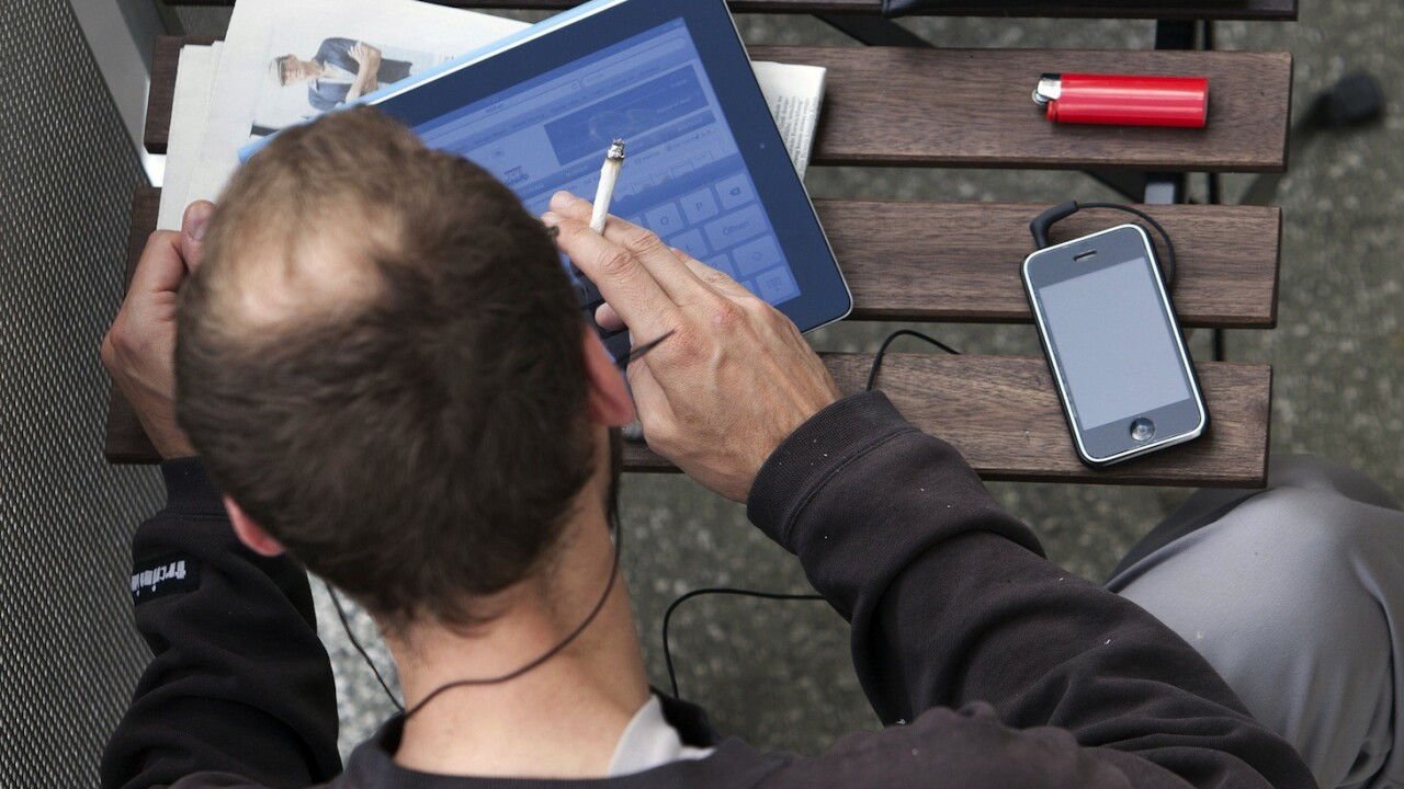 More mobility: 15.5% of European smartphone users also own a tablet, comScore says