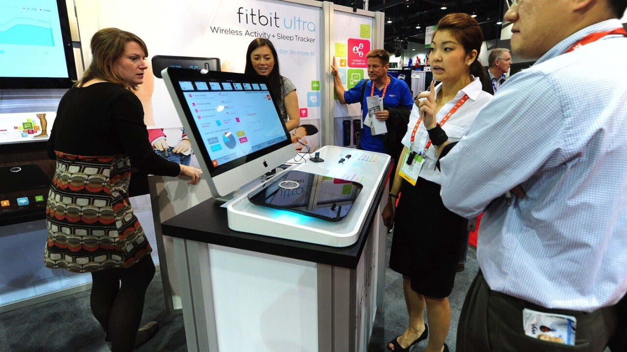 Fitbit gets sued by a troll over broad 'personal data capturing' patent