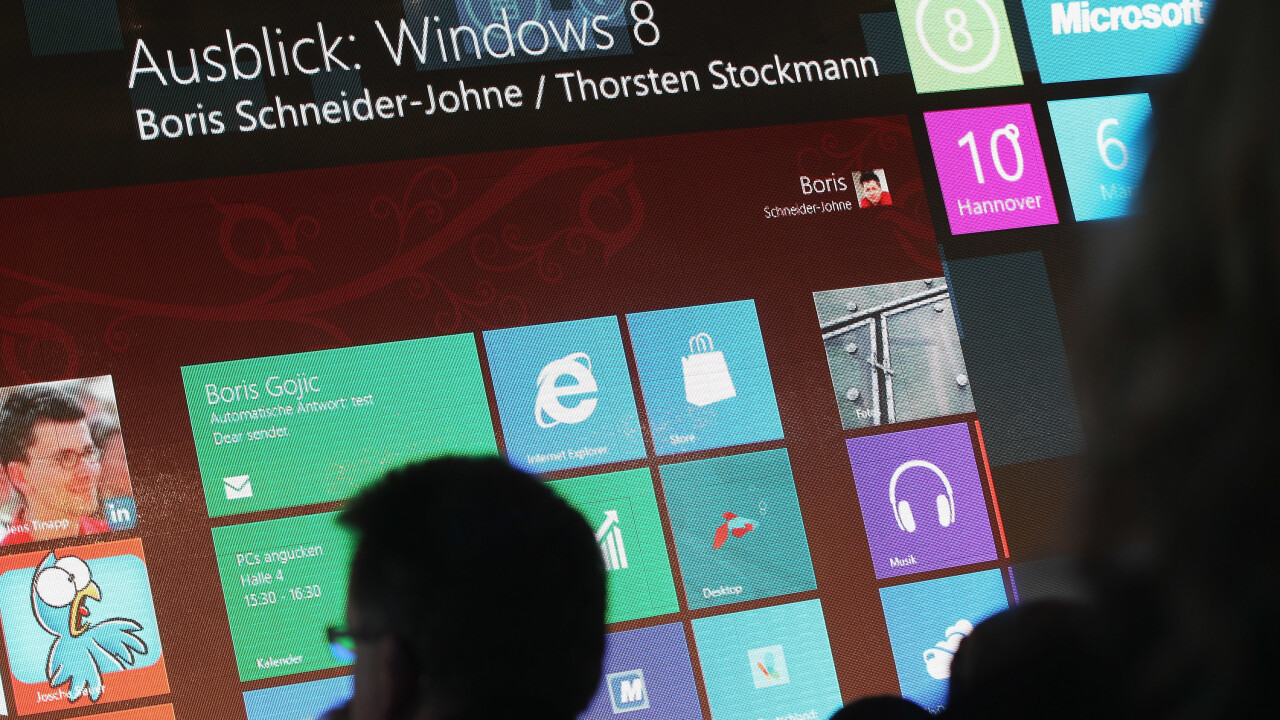 Microsoft's big Windows 8 secret? It's actually about advertising.