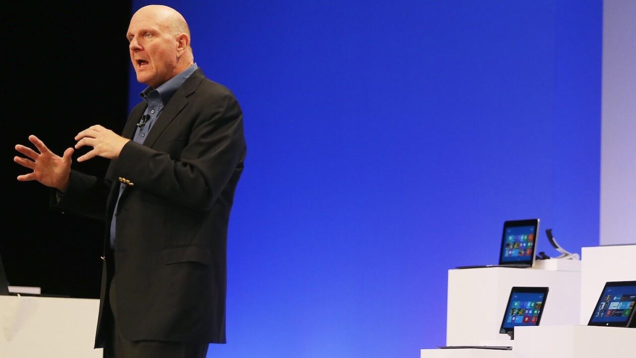 Shocker: Enterprise-level firms not flocking to Windows 8, survey indicates