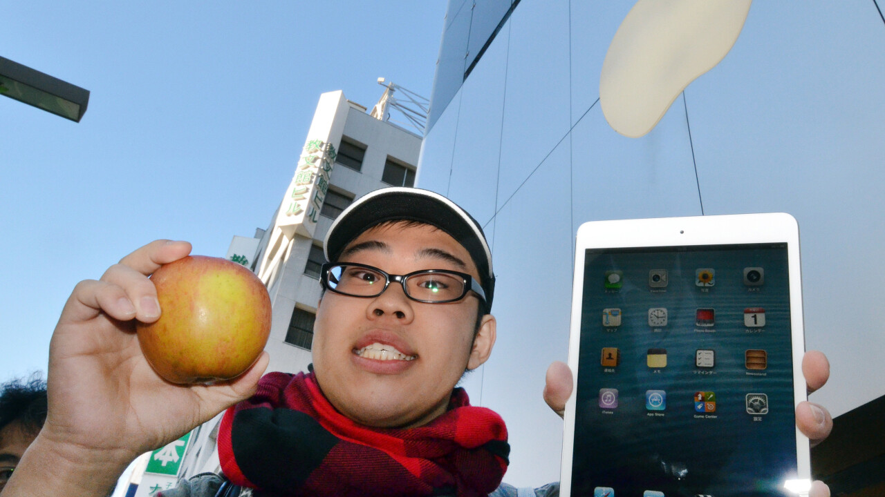 """Jimmy Kimmel on the iPad mini: """"A bigger, but not gigantic, iPod you cannot talk on"""" [Video]"""