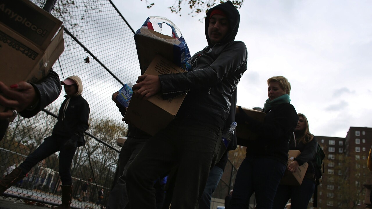 Twitter mobile usage in NYC doubled during Hurricane Sandy's peak