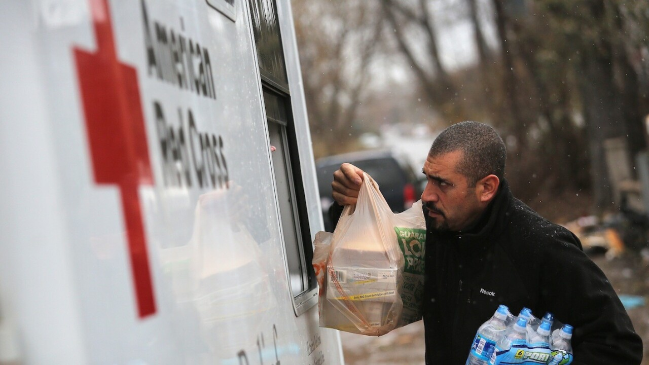Apple gives $2.5 million to the Red Cross in aid of families and businesses affected by Sandy
