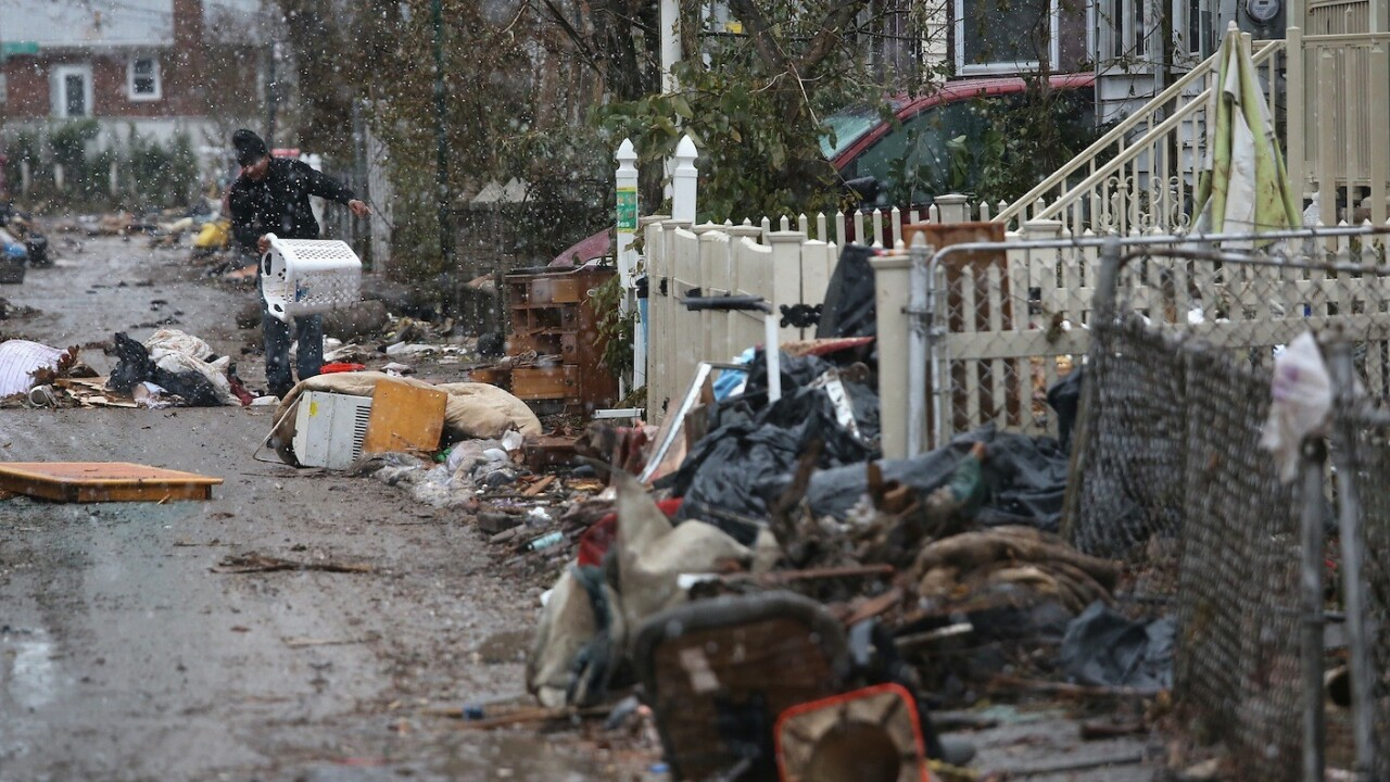New York offers up free office and coworking space to startups displaced by Sandy