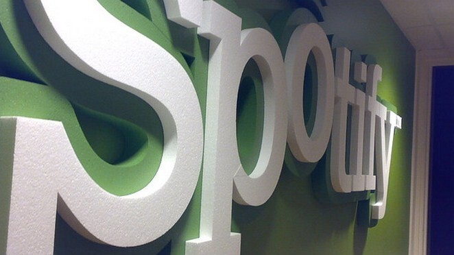 Spotify promises that a Windows Phone 8 app is on the way