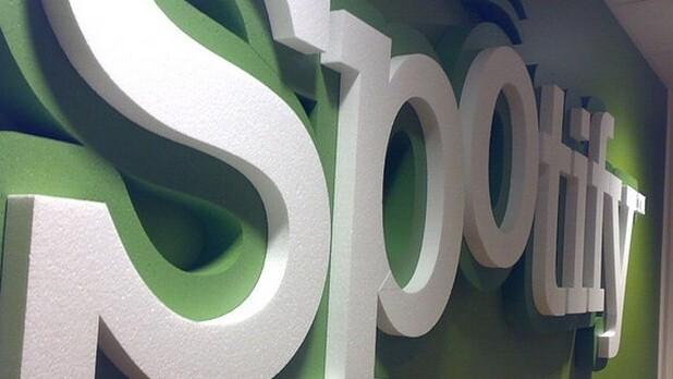 Spotify's $3 billion funding round has closed