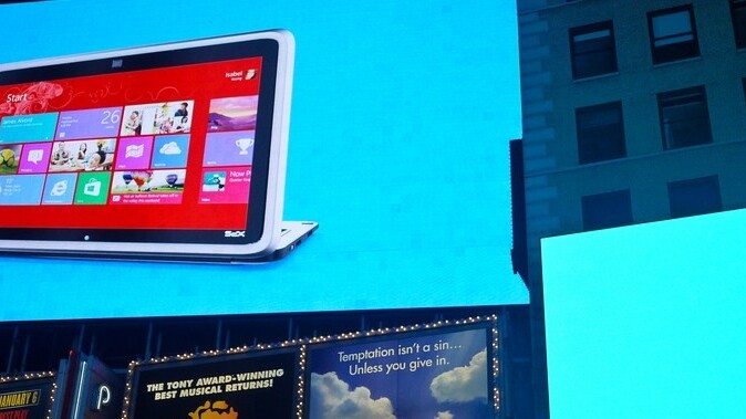 Early, raw data says Windows 8 has 1% of desktop market, all but zero tablet market share