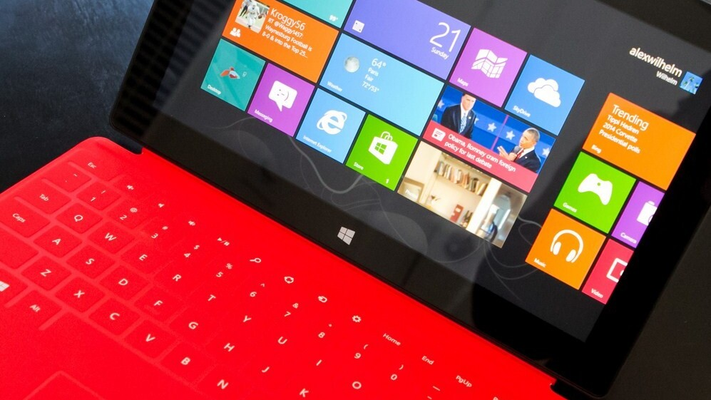 Microsoft launches Surface RT 'Owner Feedback Program' to solicit information from recent purchasers
