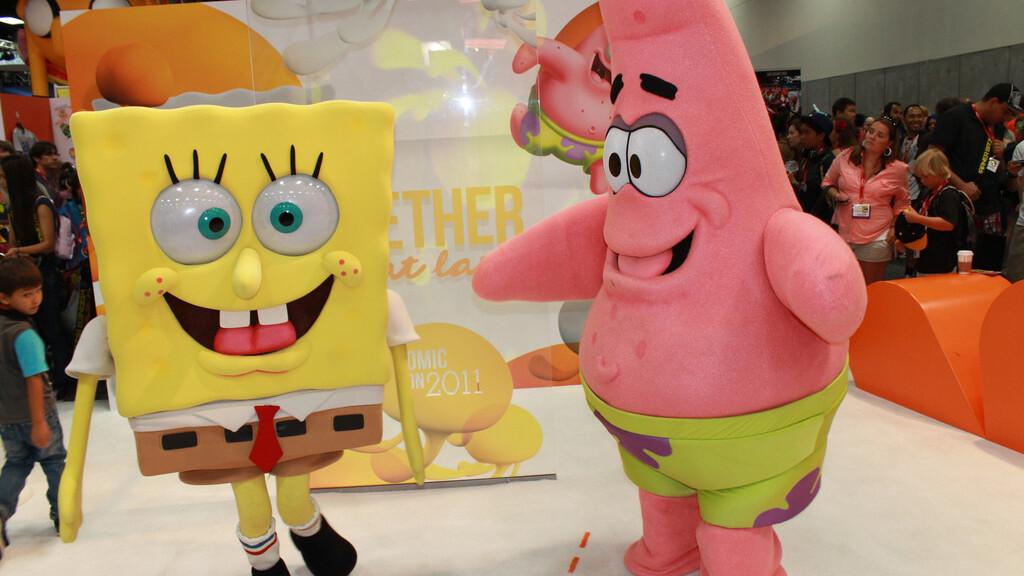 Nickelodeon brings SpongeBob to Windows 8 with its new app