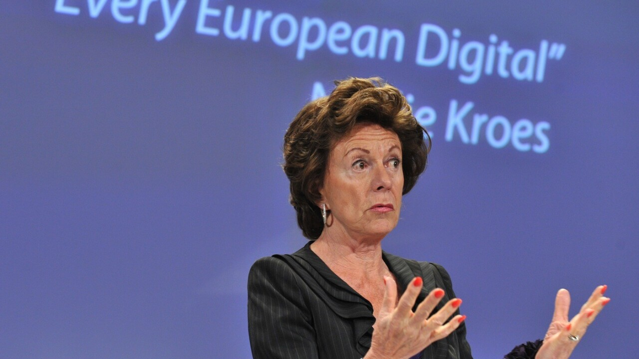 4G for the win: European Commission forces member states to open extra spectrum by June 2014