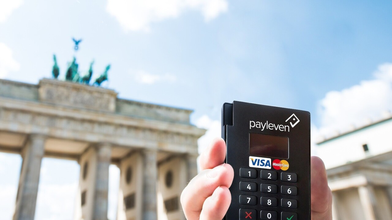 Square clone Payleven teams with payment solutions firm Elavon in battle with iZettle over Europe