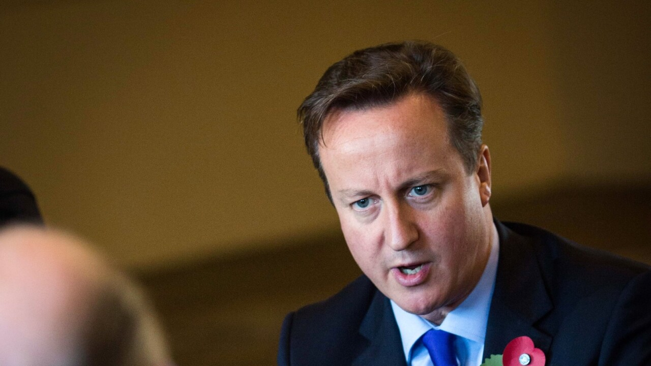 The rumour was true: UK Prime Minister and senior government figures have their own app