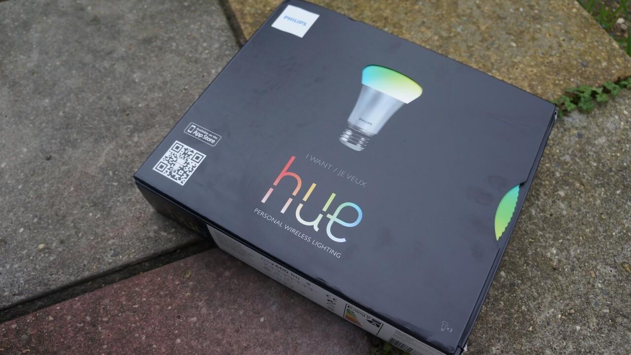 Review: Philips Hue smart LED light bulbs