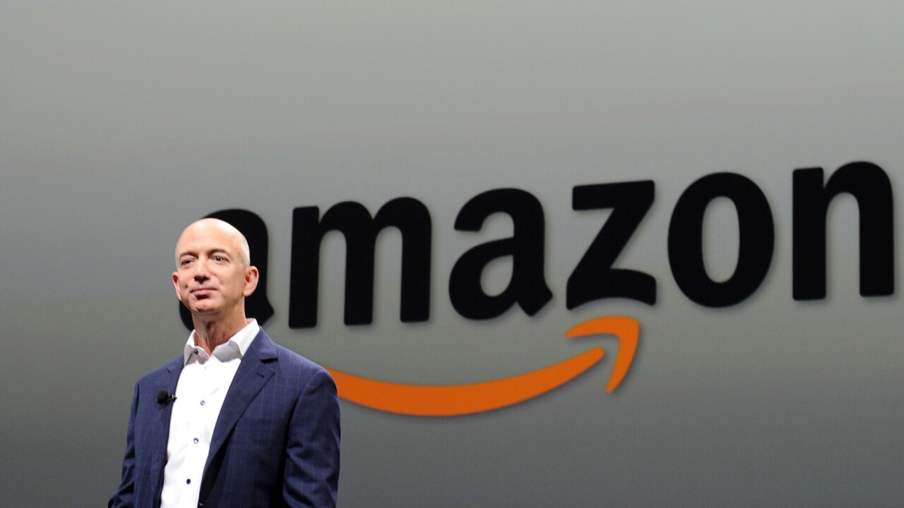 Jeff Bezos attended 60 investor meetings to raise $1m from 22 people, just to get Amazon started
