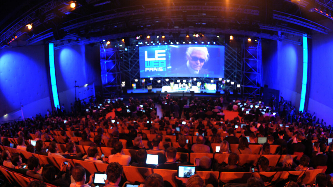 Here are the 16 teams vying for glory in LeWeb's 2012 Startup Competition