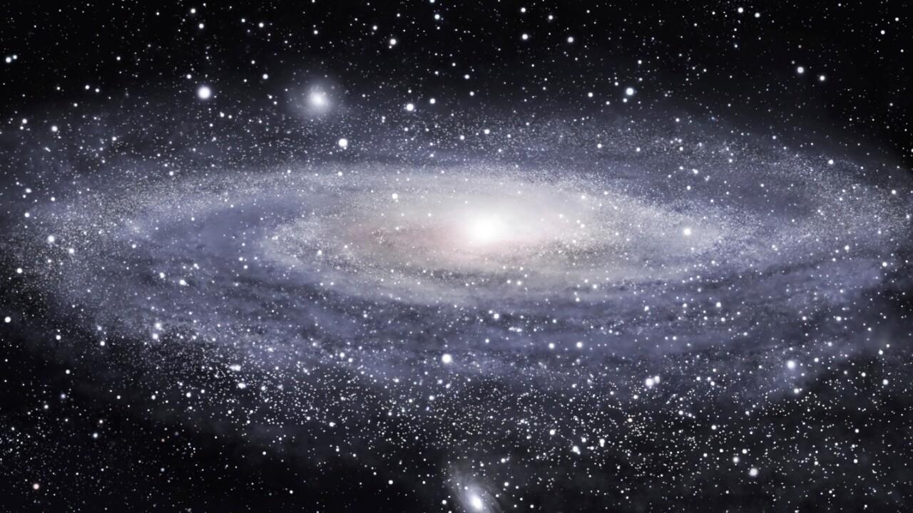 100,000 Stars: Google's latest Chrome experiment taps NASA to visually explore the Milky Way