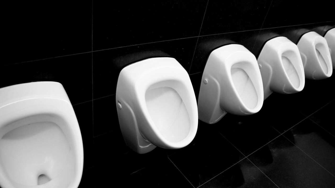Hands-free: Captive Media unzips $700,000 in seed funding to take pee-powered urinal games to the masses
