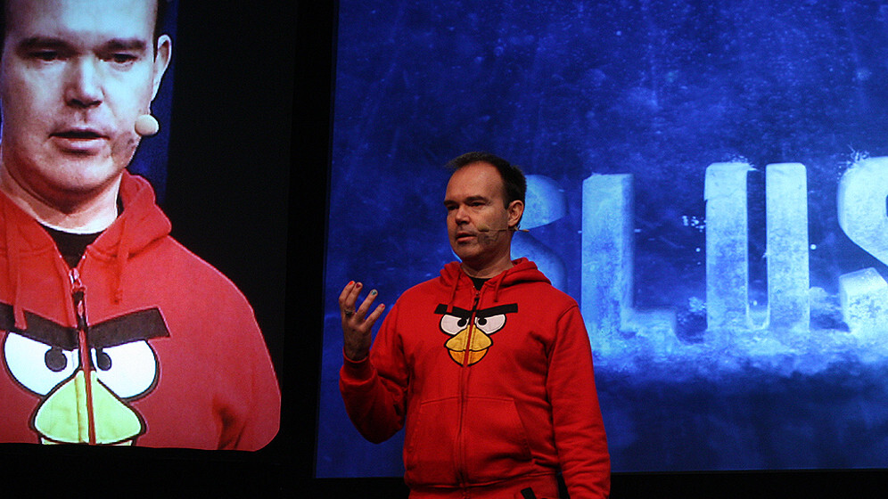 """Rovio: Angry Birds soda is the best selling drink in Finland – """"Ahead of Coke and Pepsi"""""""