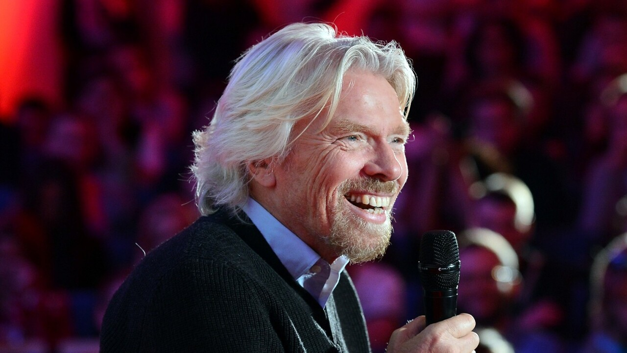 Richard Branson is the first LinkedIn Influencer with 1 million followers, double that of Barack Obama