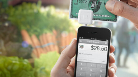 Square now processing $10bn in payments annually, an increase of $2bn in two months