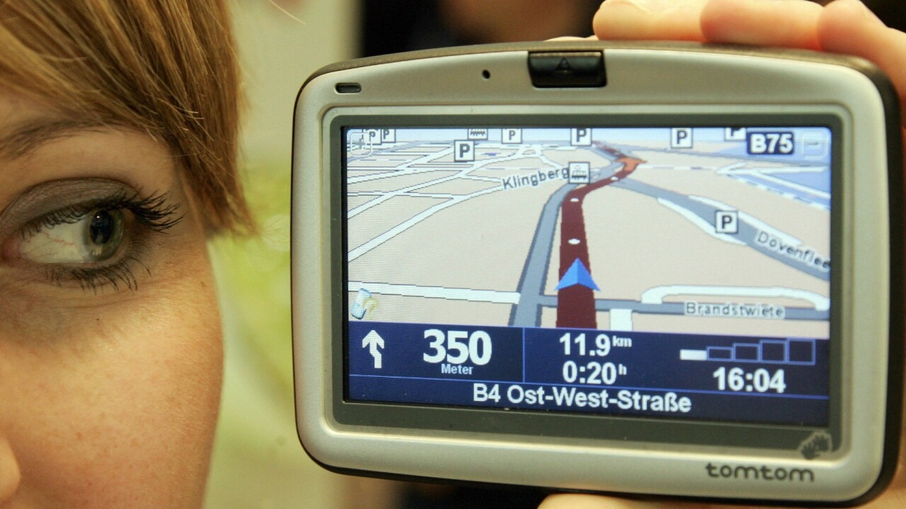 TomTom's new cross-platform location services mean easy developer access to powerful maps and tools