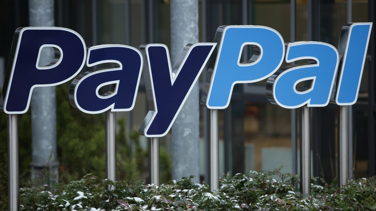PayPal sees 196% increase in mobile payment volume on Cyber Monday 2012