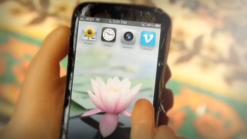 Vimeo launches its first in-house iPhone app, with a fresh new interface and easier video sharing