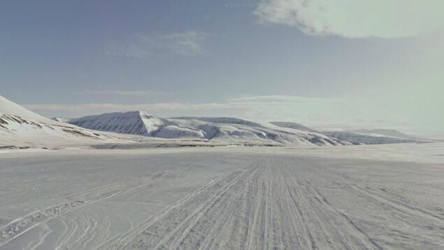 Google Street View gets its most northerly territory with Svalbard, 400 miles from mainland Europe