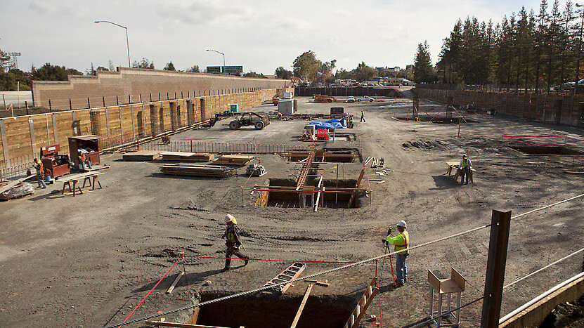 Apple spills into Santa Clara with new custom-tailored two-building campus for 1,200+ workers