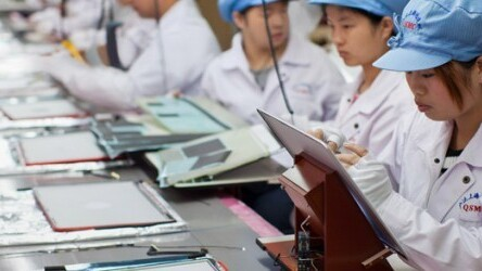 Apple supplier's 60-hour week compliance down from 97% to 88% in Sept. due to product launches