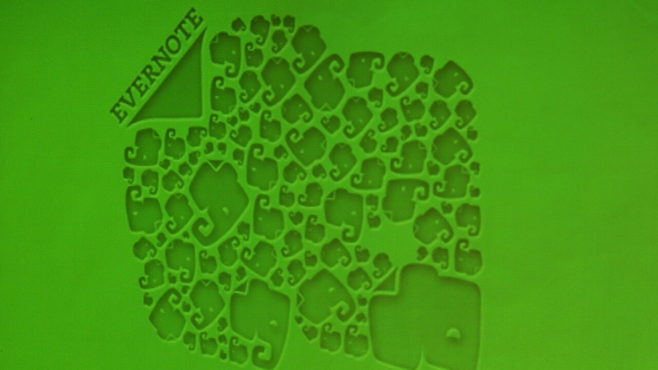 Evernote updates its legal and user policies in response to huge growth and business/education focus