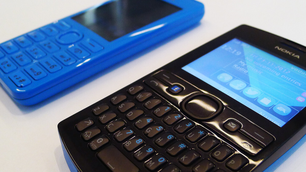 Nokia unveils the 206, Asha 205 and new 'Slam' content sharing service aimed at emerging markets
