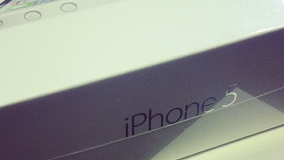 Apple begins selling unlocked iPhone 5 in the US, starting at $649