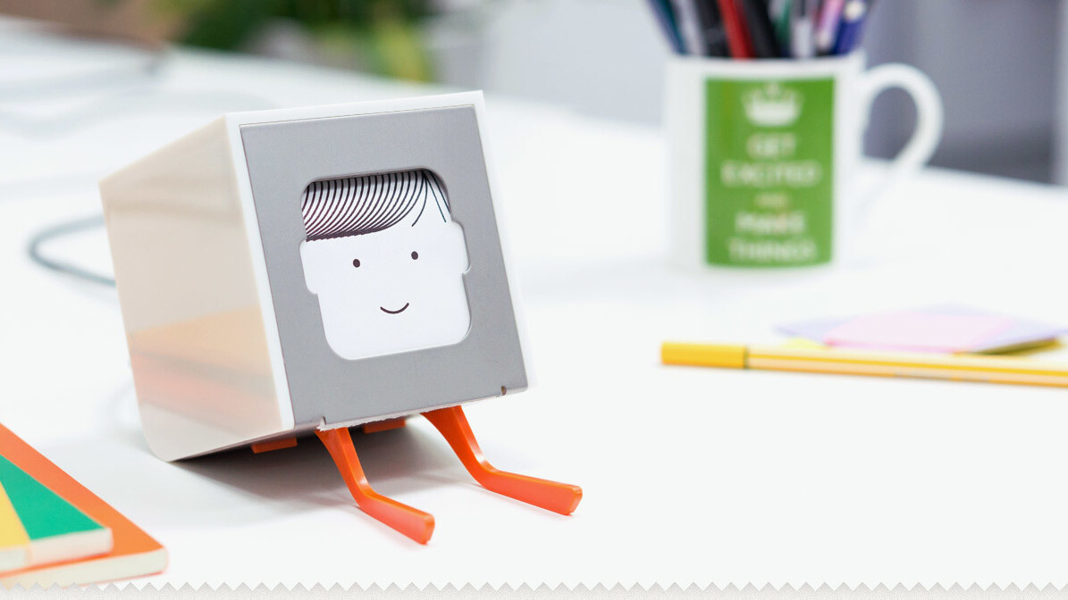 BERG's adorable yet pricey $259 Little Printer is now shipping — just in time for the holidays