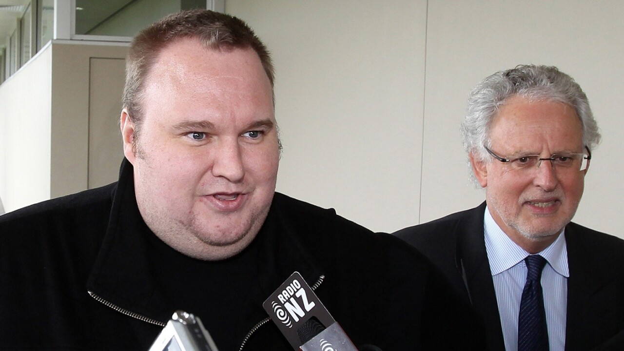 With Kim Dotcom's Me.ga plans scuppered, soon-to-relaunch Mega goes online at Mega.co.nz