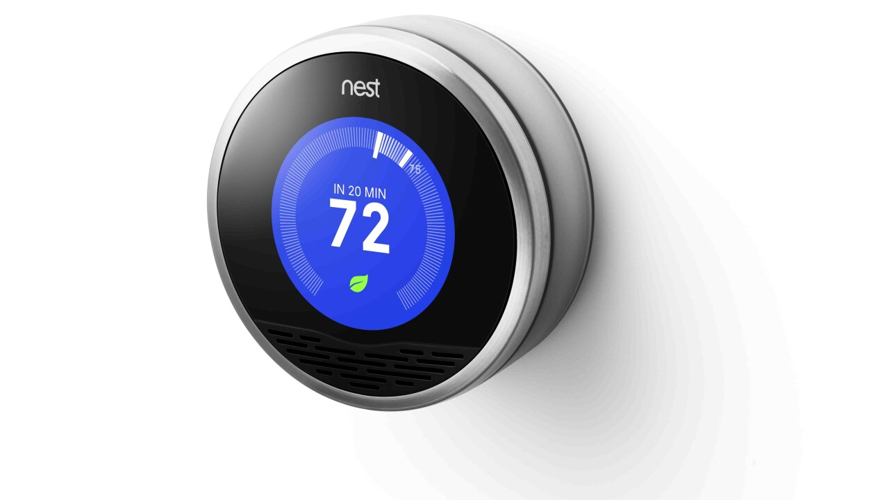 Intelligent thermostat Nest 2 now available at 600 Best Buy retail stores
