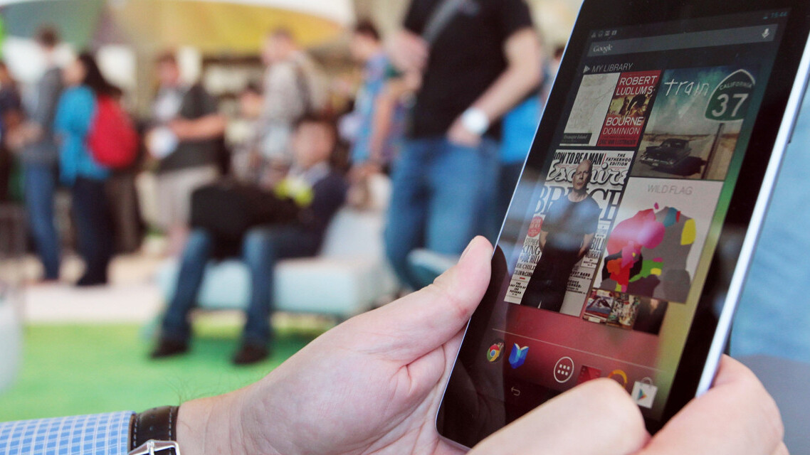 The 16GB Nexus 7 goes on sale in India for $370