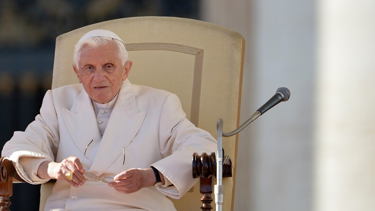 Holy Tweet! Pope Benedict XVI set to join Twitter by the end of the year