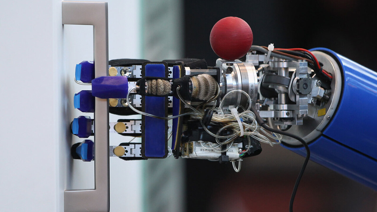 Indiana high school team raises money for robot that will interact with autistic children
