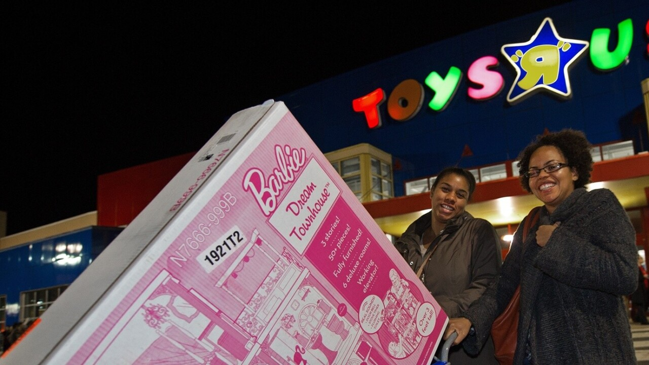 """Toys""""R""""Us launches ecommerce site in China, readies apps and mobile sites in 11 new markets"""