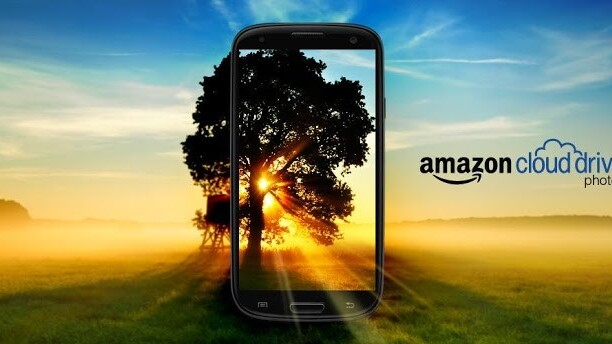 Amazon releases Cloud Drive Photos Android app, wants you to store all your images in its cloud