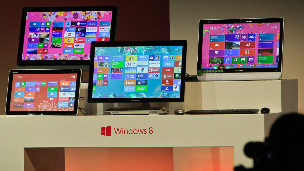 Microsoft issues Windows Embedded 8 preview ahead of March 2013 release