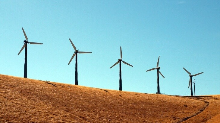 Google purchases entire output of a 240MW Texas wind farm, will start producing energy in late 2014