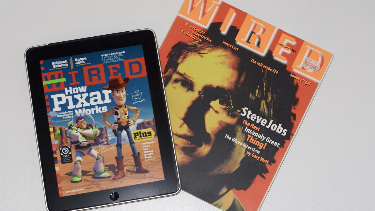 Wired's former creative director Scott Dadich replaces Chris Anderson as editor in chief
