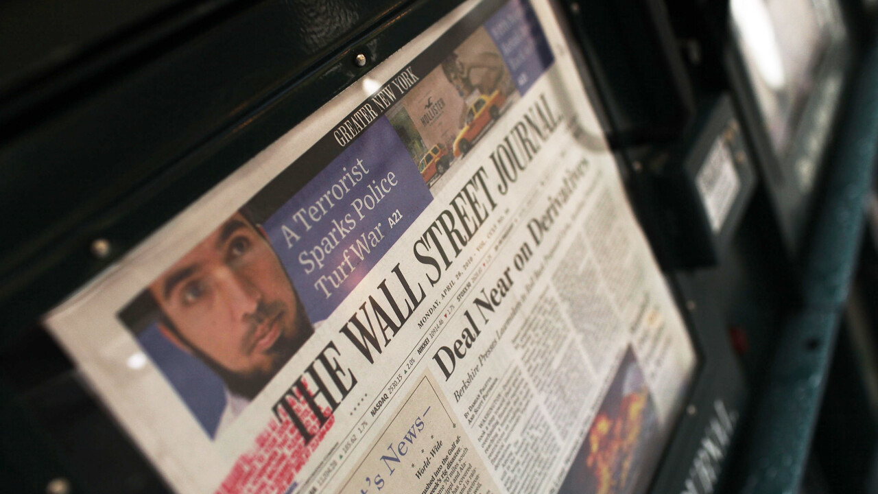 The Wall Street Journal launches The Accelerators and Startup Journal to cover entrepreneurship