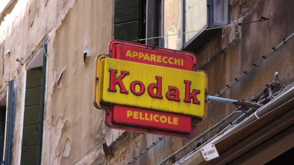 Apple, Google and others win as Kodak sells patents to Intellectual Ventures and RPX Corporation for $525m